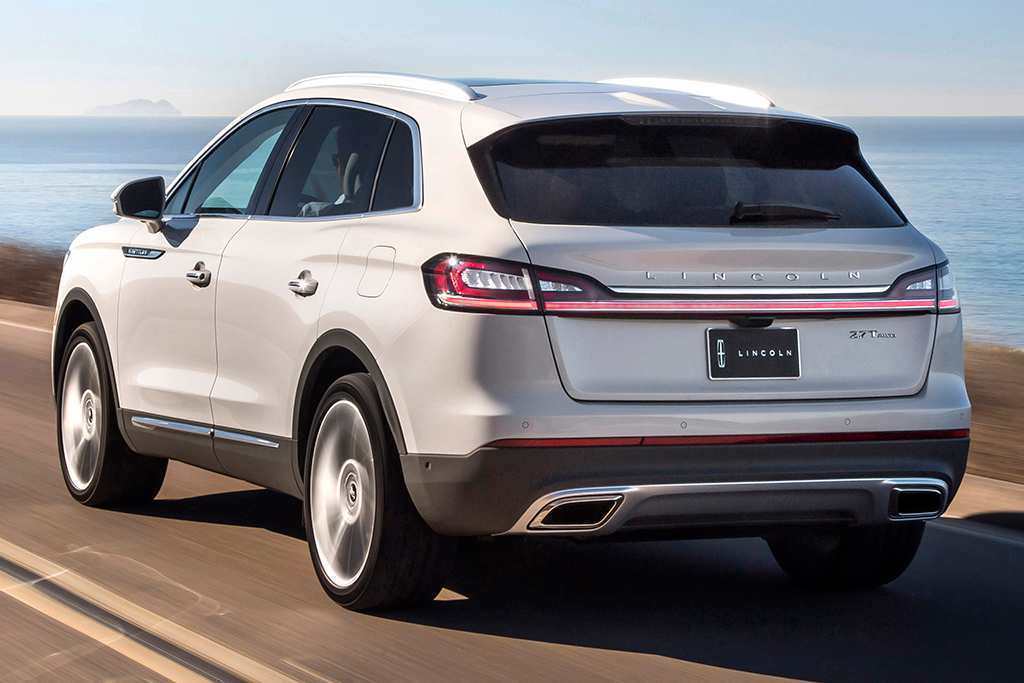 85 The 2019 Lincoln MKX Research New