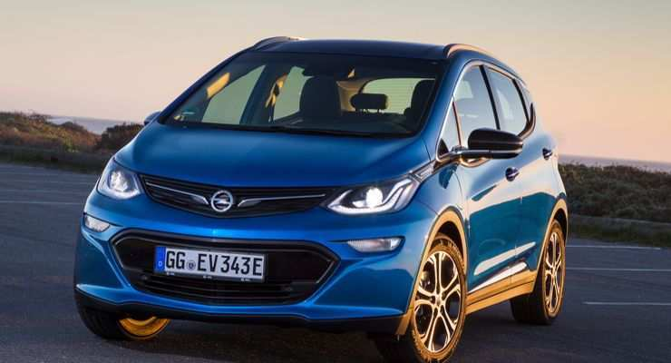 85 The 2019 Opel Ampera New Review
