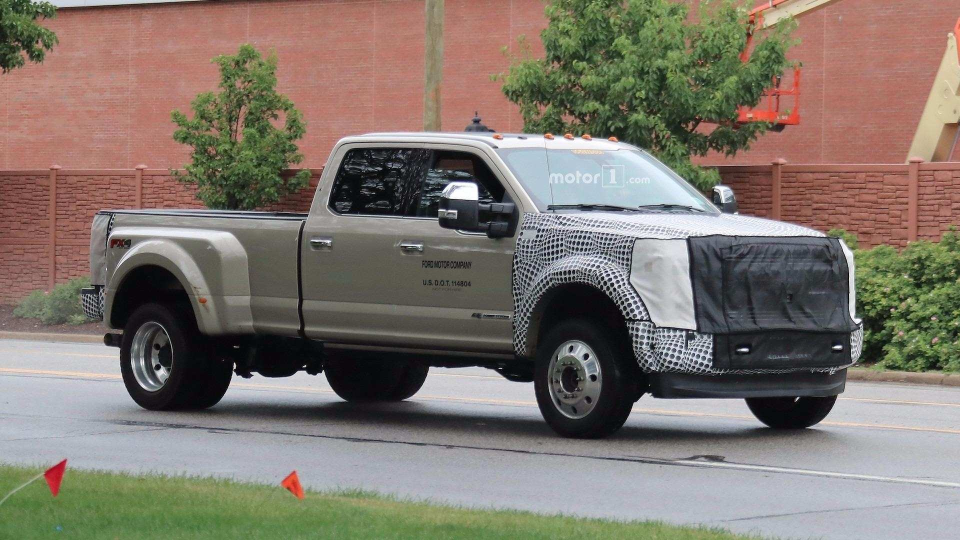 85 The 2019 Spy Shots Ford F350 Diesel Pictures