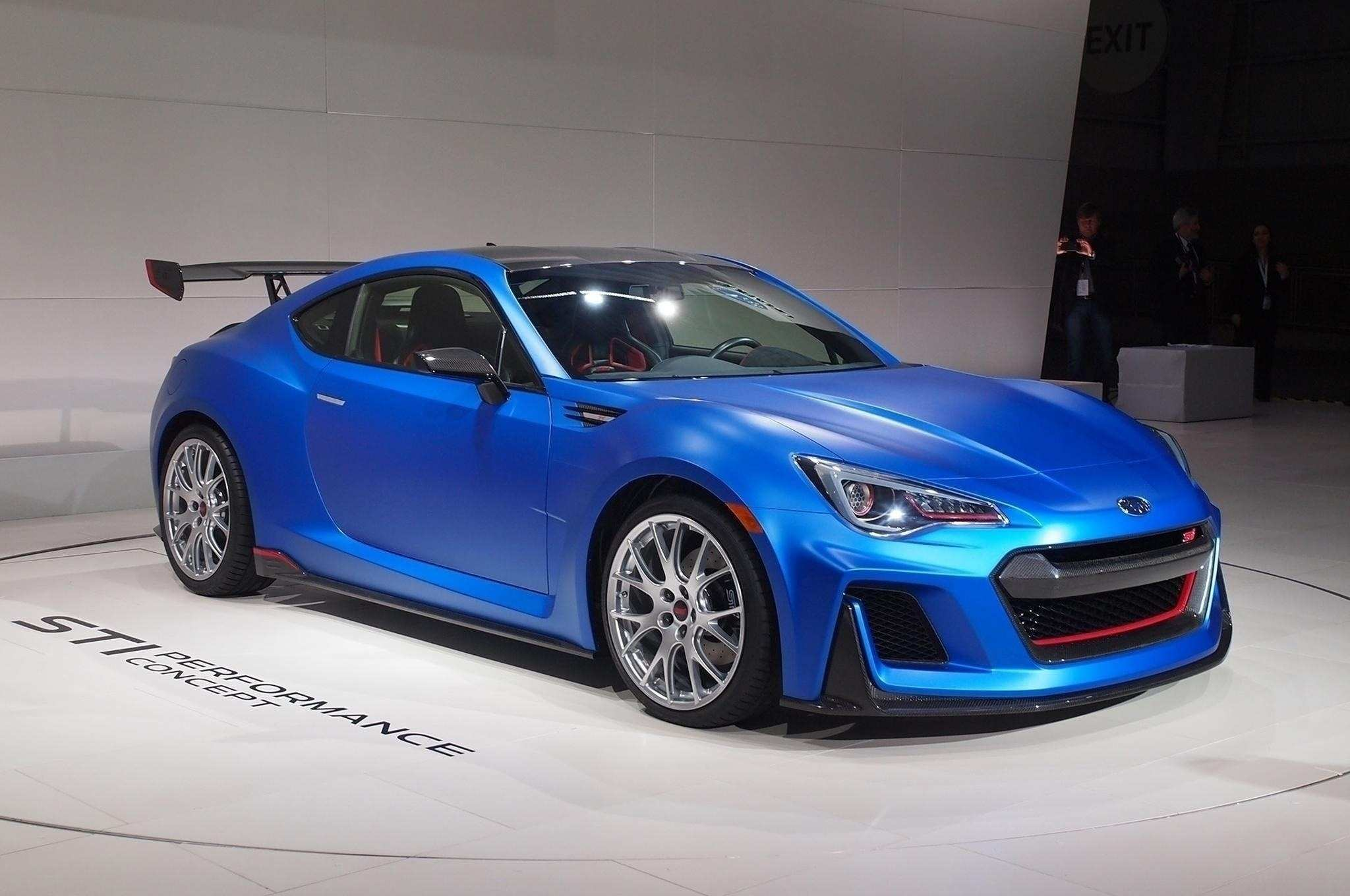 85 The 2019 Subaru Brz Sti Turbo Specs And Review
