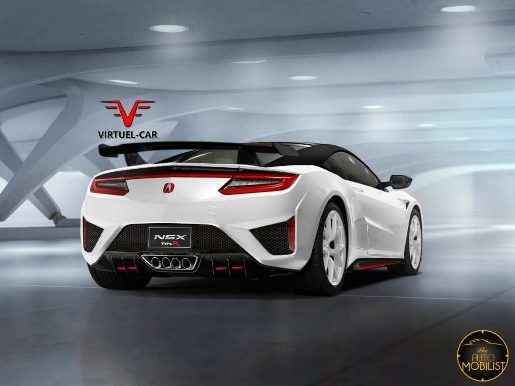 85 The 2020 Acura NSXs Redesign And Concept
