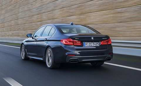 85 The 2020 BMW 550I Spesification