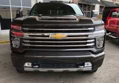 2020 Chevy 2500Hd