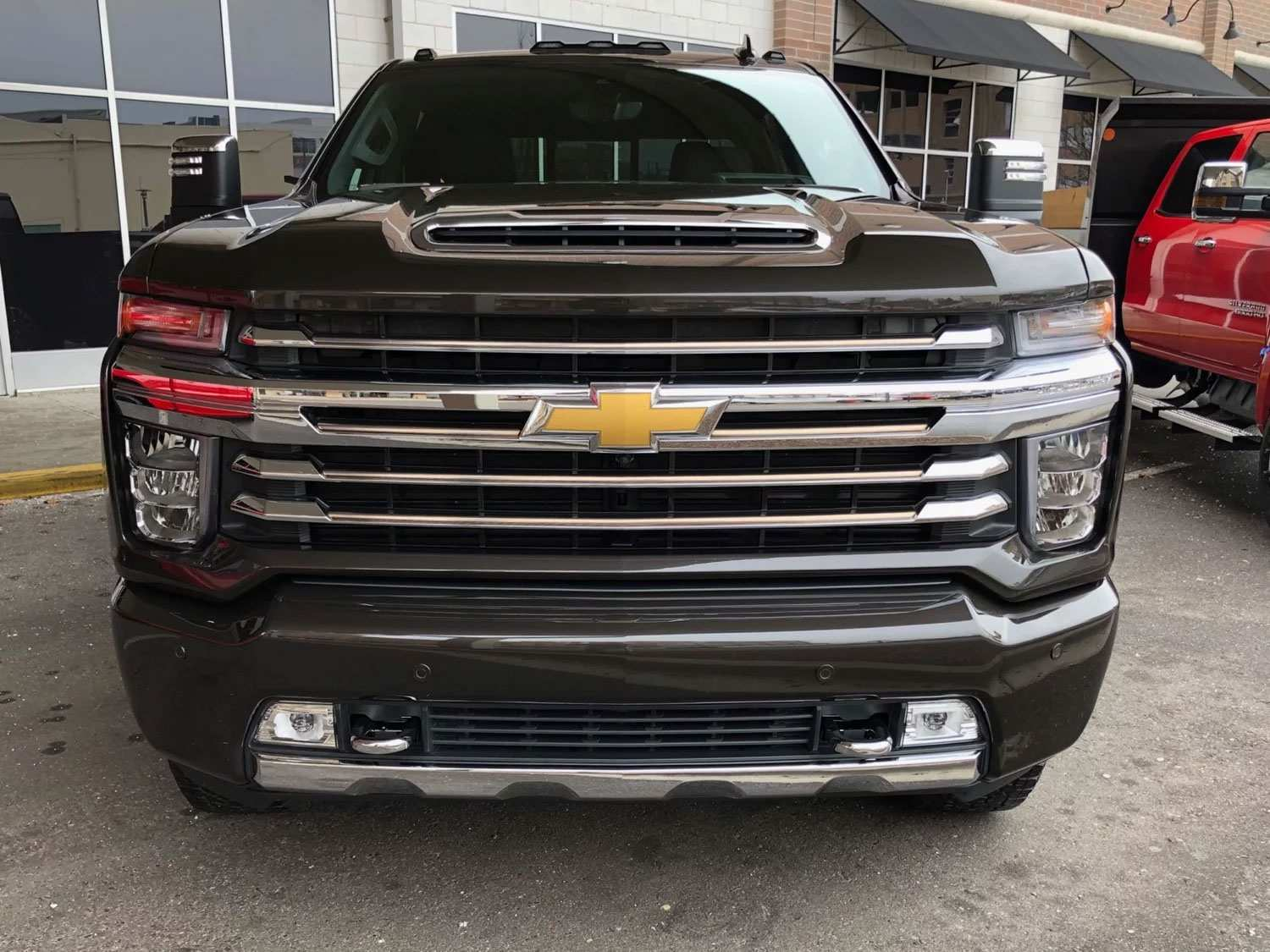 85 The 2020 Chevy 2500Hd Release