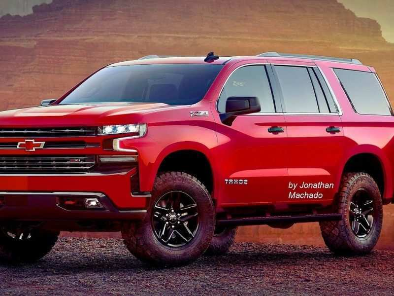 85 The 2020 Chevy Tahoe Z71 Ss Release   Review Cars 2020
