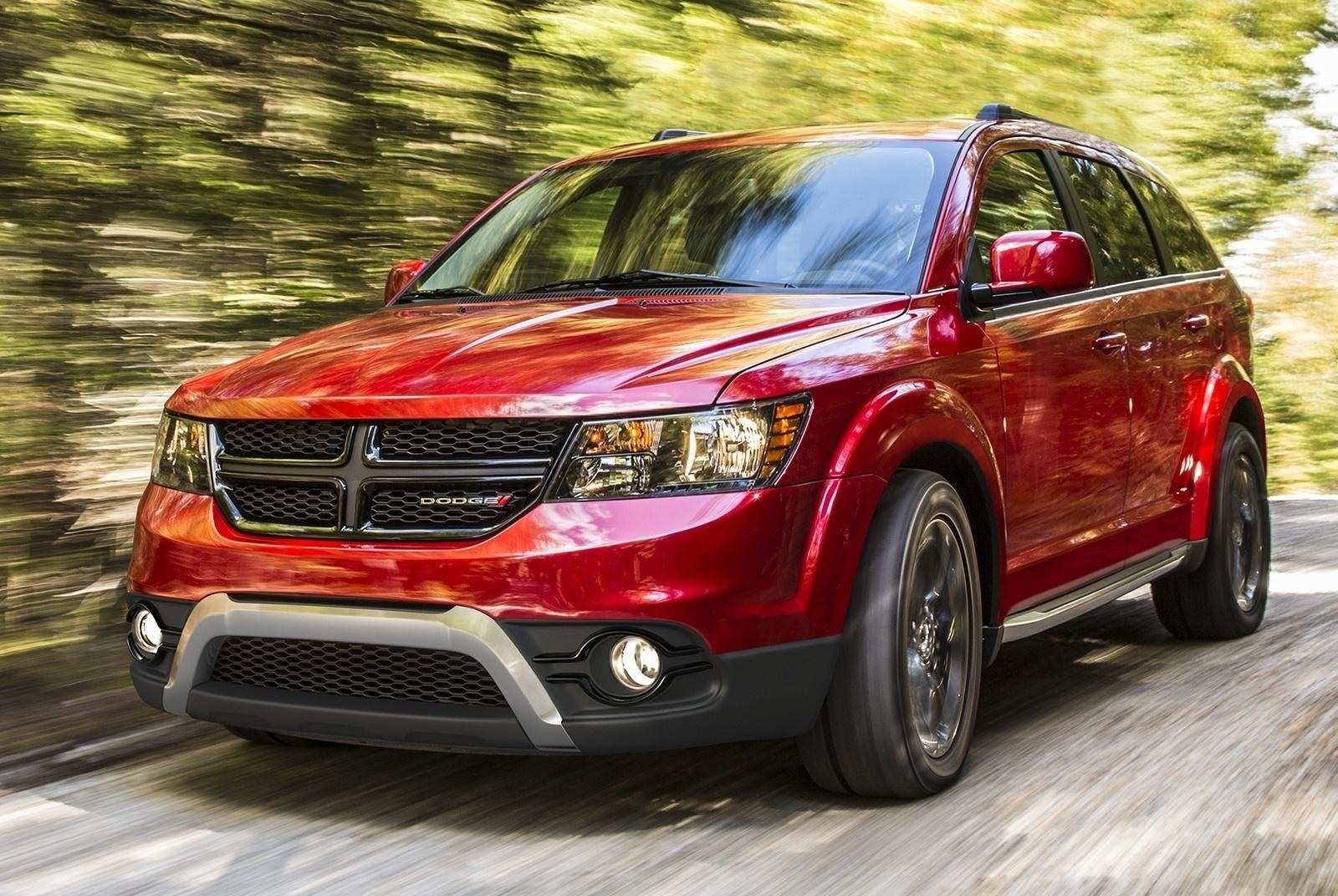 85 The 2020 Dodge Journey Srt History