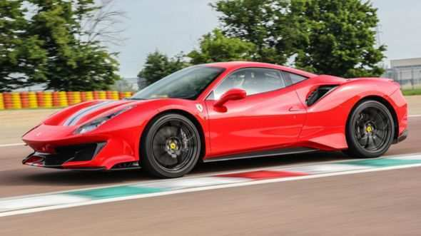 85 The 2020 Ferrari 488 GTB Review