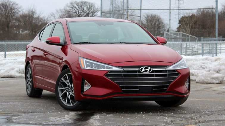85 The 2020 Hyundai Elantra Concept And Review