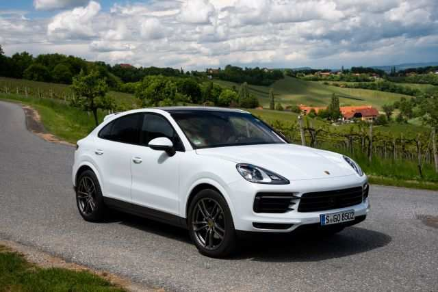 85 The 2020 Porsche Cayenne Spesification