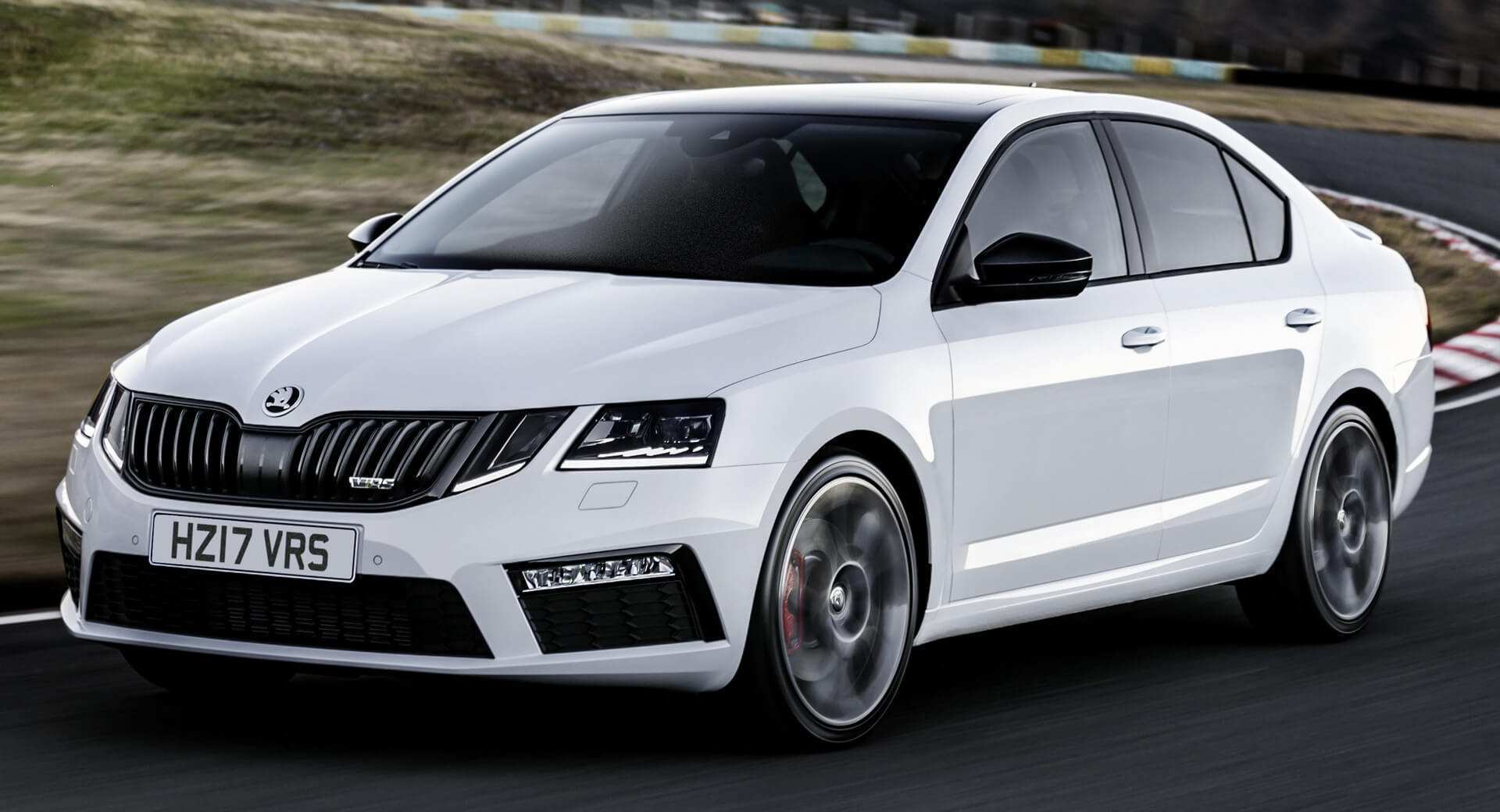 85 The 2020 Skoda Roomster Performance