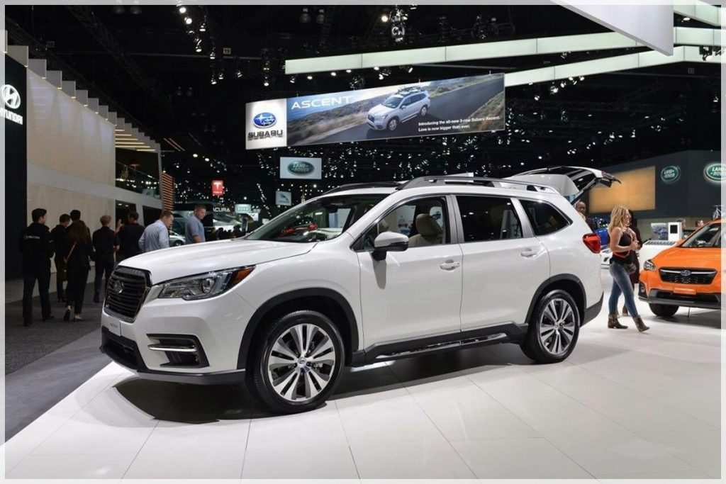85 The 2020 Subaru Tribeca Release Date