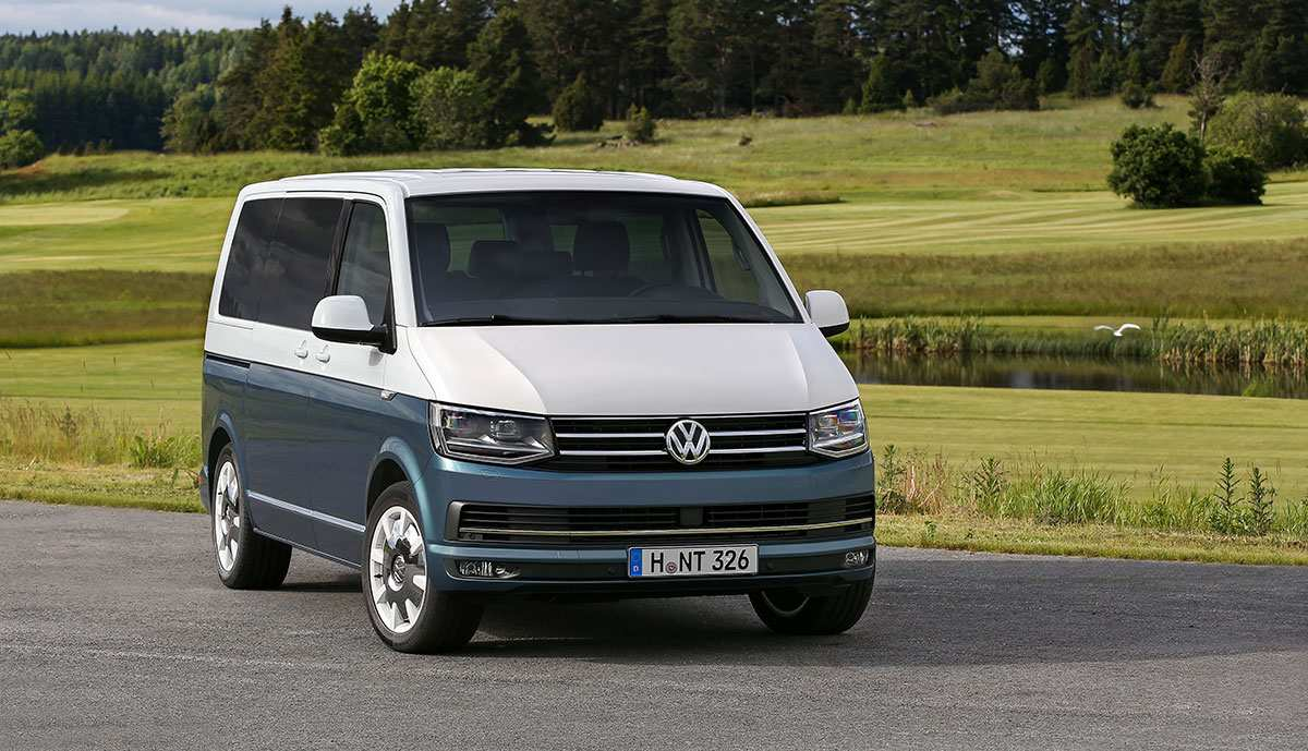 85 The 2020 VW Transporter Performance And New Engine