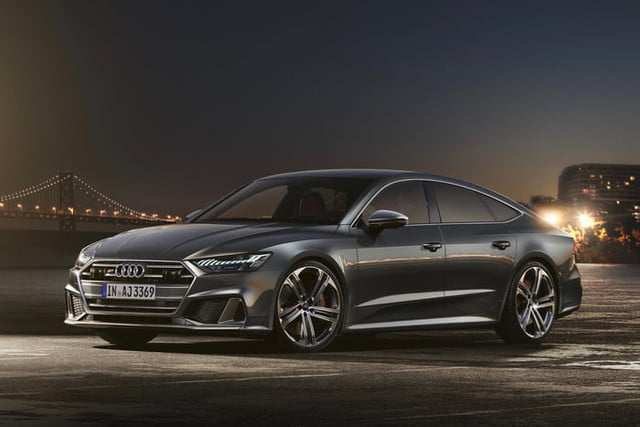 85 The Audi In 2020 Pricing