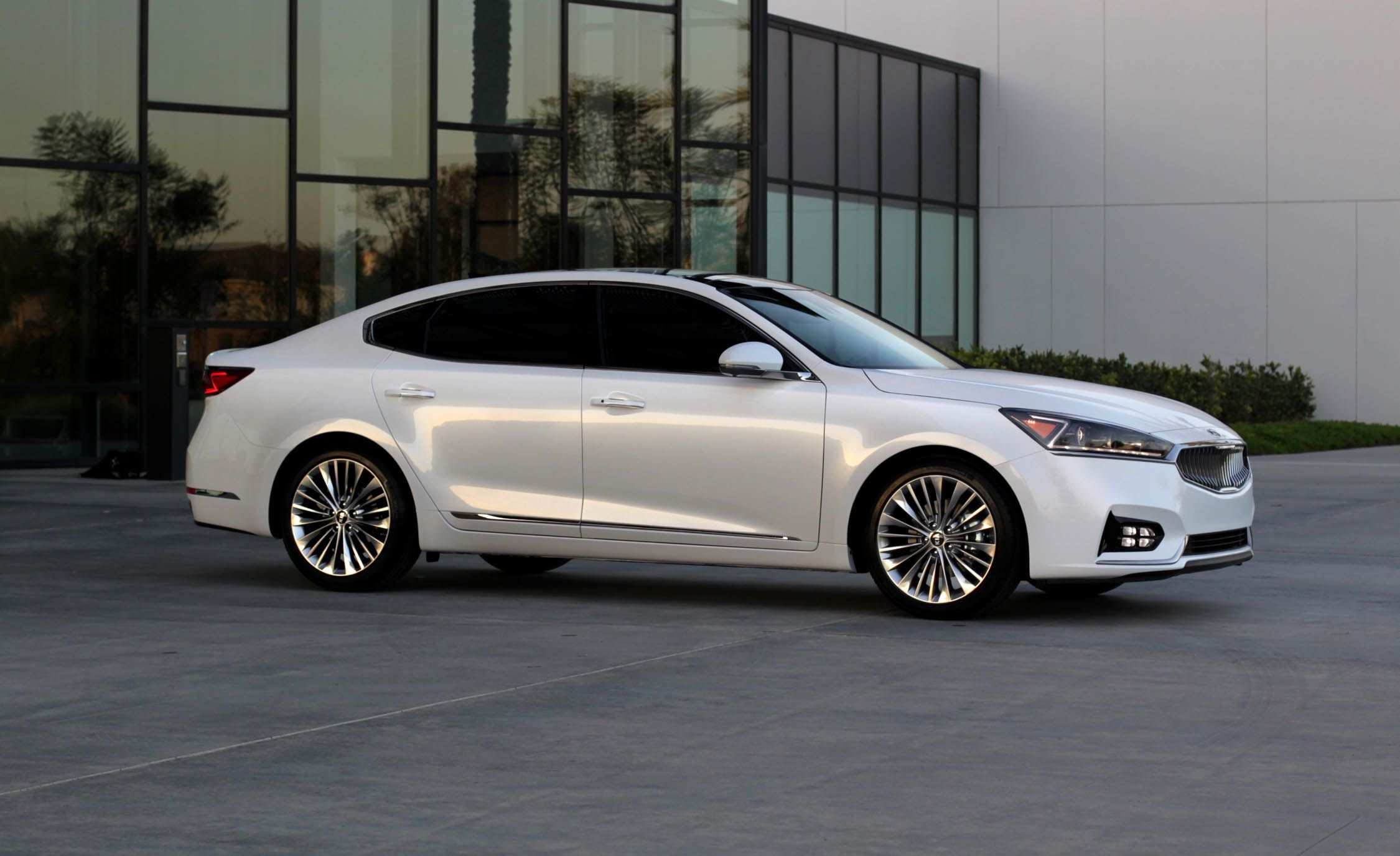 85 The Best 2019 All Kia Cadenza Redesign
