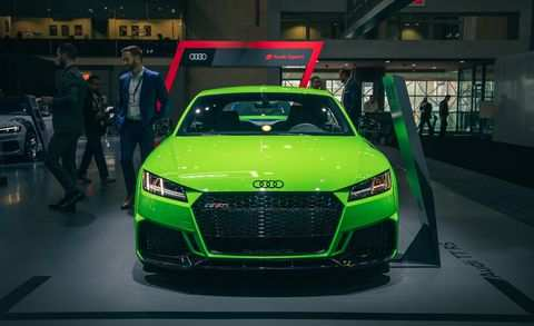 85 The Best 2019 Audi Tt Rs History