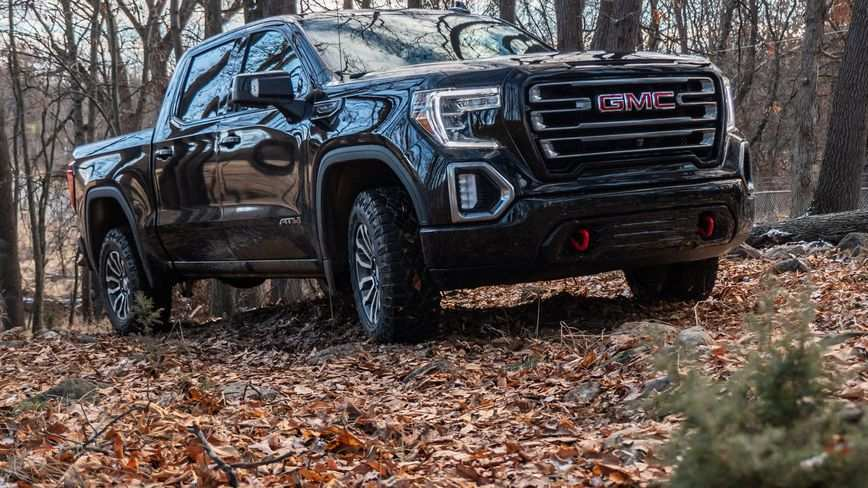 85 The Best 2019 Bmw Sierra At4 New Model And Performance