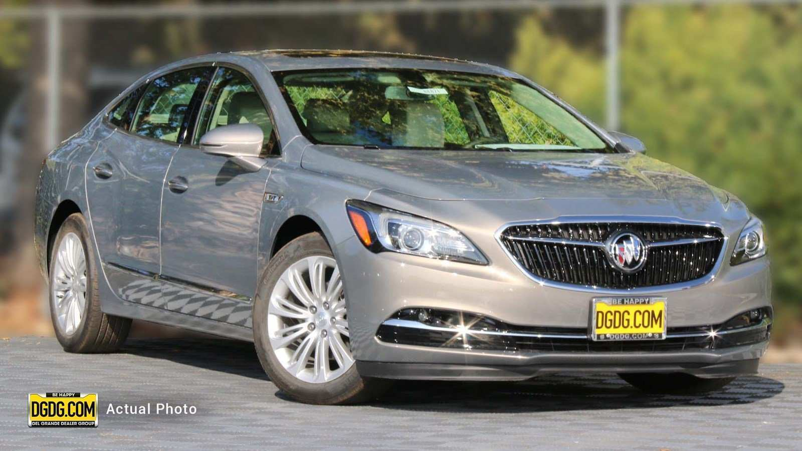 85 The Best 2019 Buick LaCrosses Release Date And Concept
