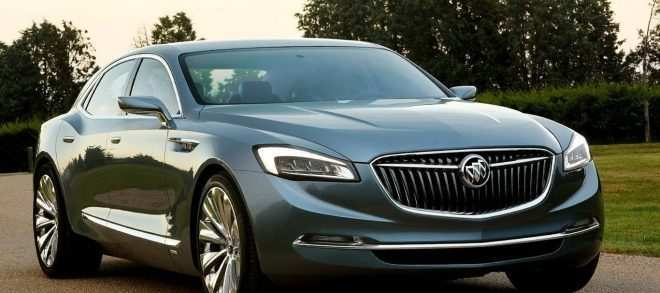 85 The Best 2019 Buick Park Avenue Exterior And Interior