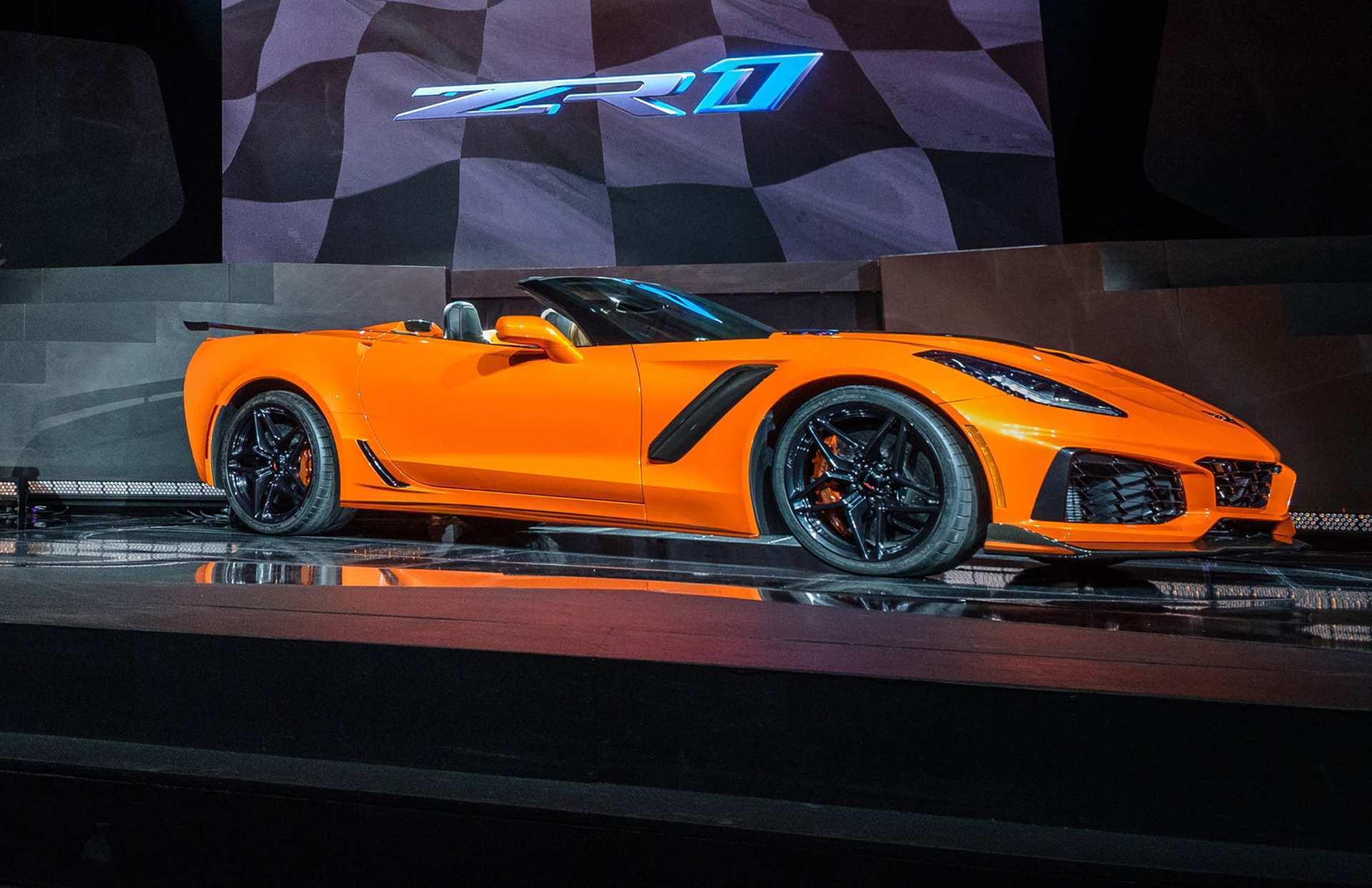 85 The Best 2019 Corvette ZR1 Wallpaper