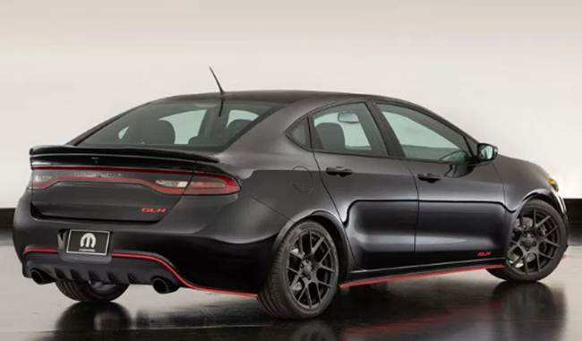 85 The Best 2019 Dodge Dart Srt4 Interior