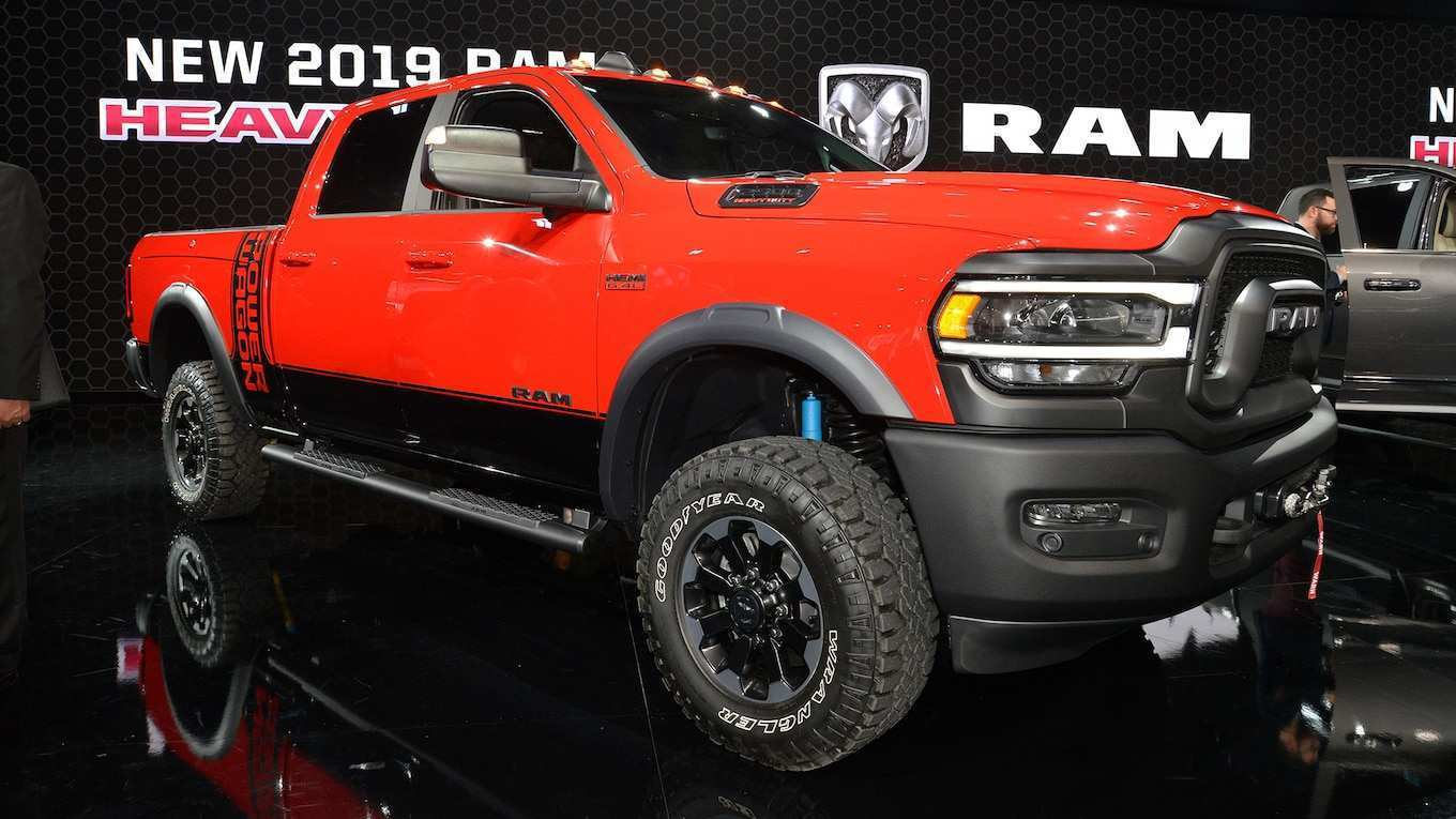 85 The Best 2019 Dodge Power Wagon New Concept