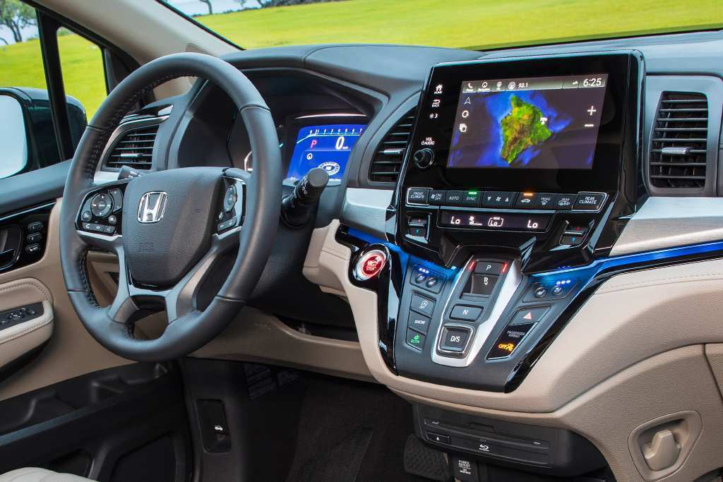 85 The Best 2019 Honda Odyssey Performance And New Engine