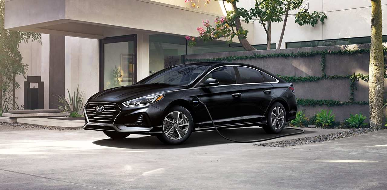 85 The Best 2019 Hyundai Sonata Hybrid Release Date And Concept