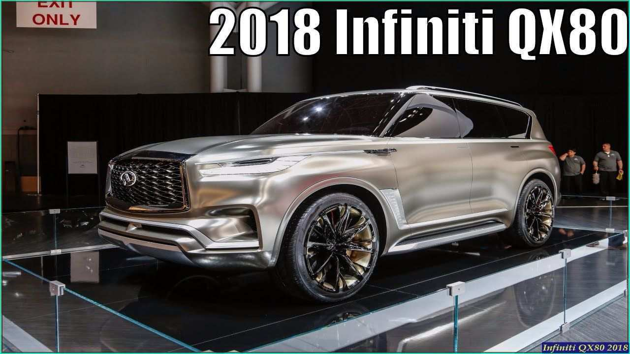 85 The Best 2019 Infiniti Qx80 Monograph Redesign And Review
