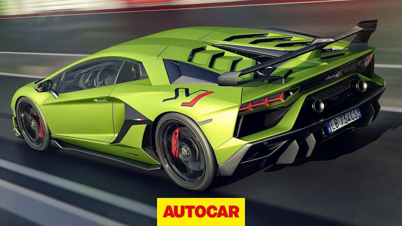 85 The Best 2019 Lamborghini Aventador Price Design And Review