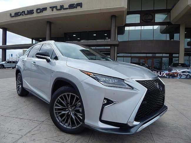 85 The Best 2019 Lexus Rx 350 F Sport Suv Rumors