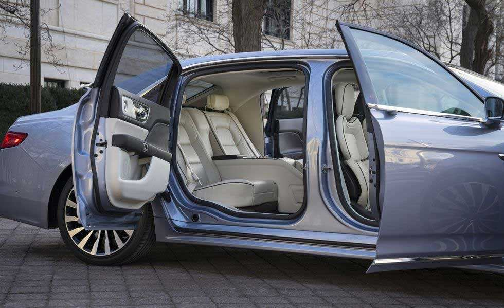 85 The Best 2019 Lincoln Continental Performance And New Engine