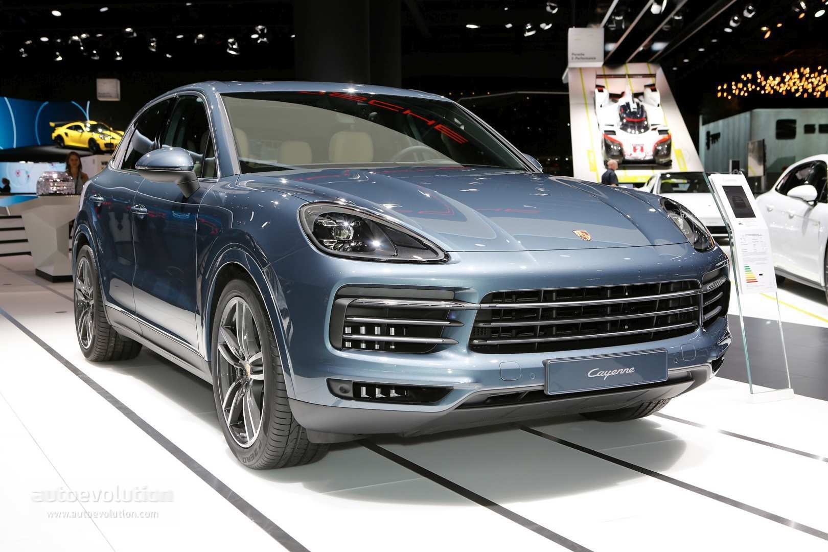 85 The Best 2019 Porsche Cayenne Turbo S Price