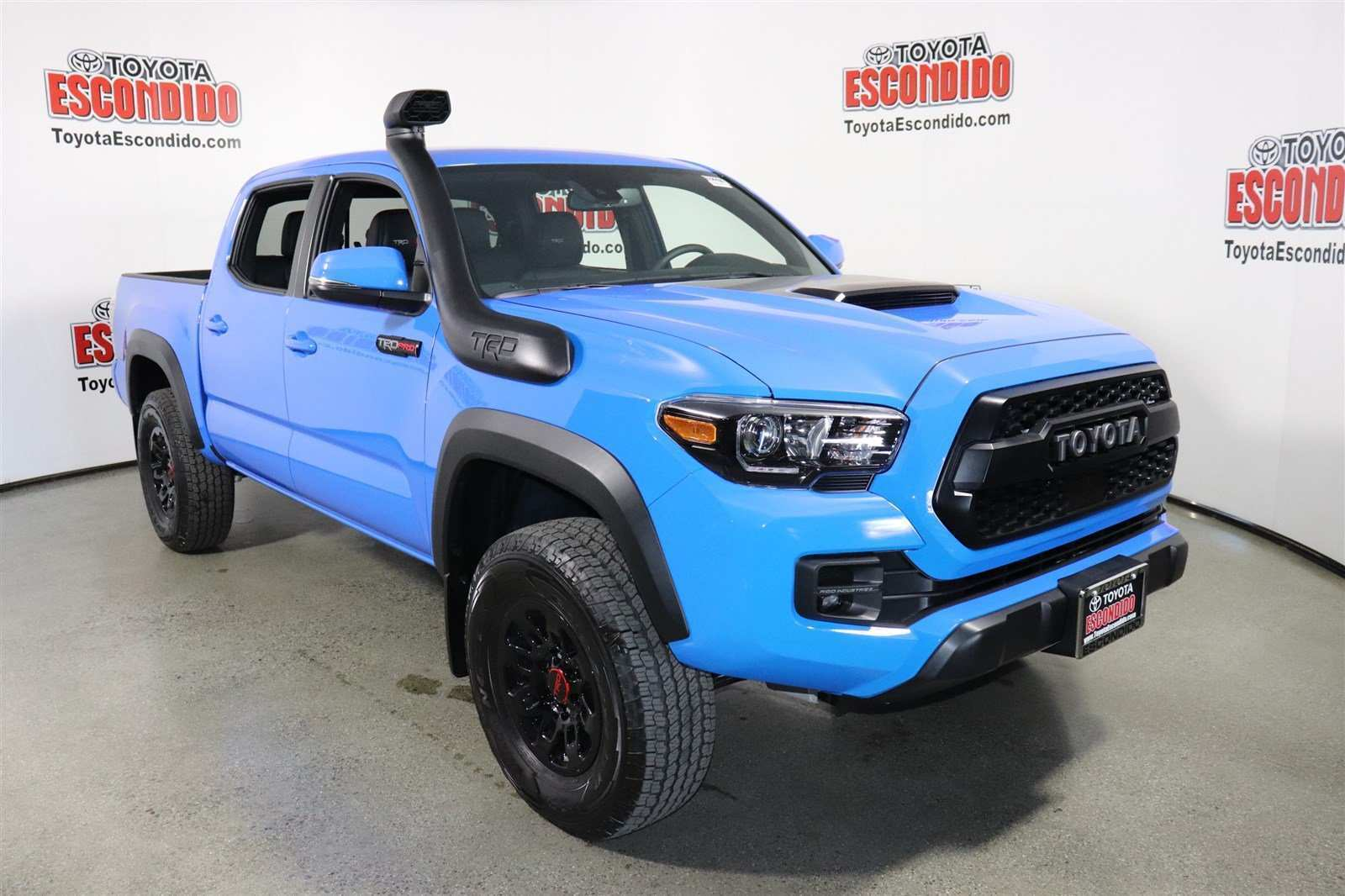 85 The Best 2019 Toyota Tacoma Concept And Review