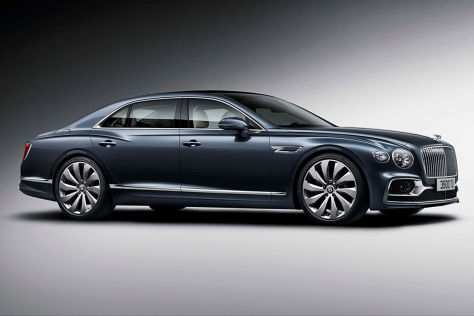 85 The Best 2020 Bentley Flying Spur Redesign