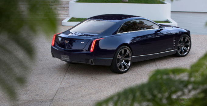 85 The Best 2020 Cadillac ELR Redesign