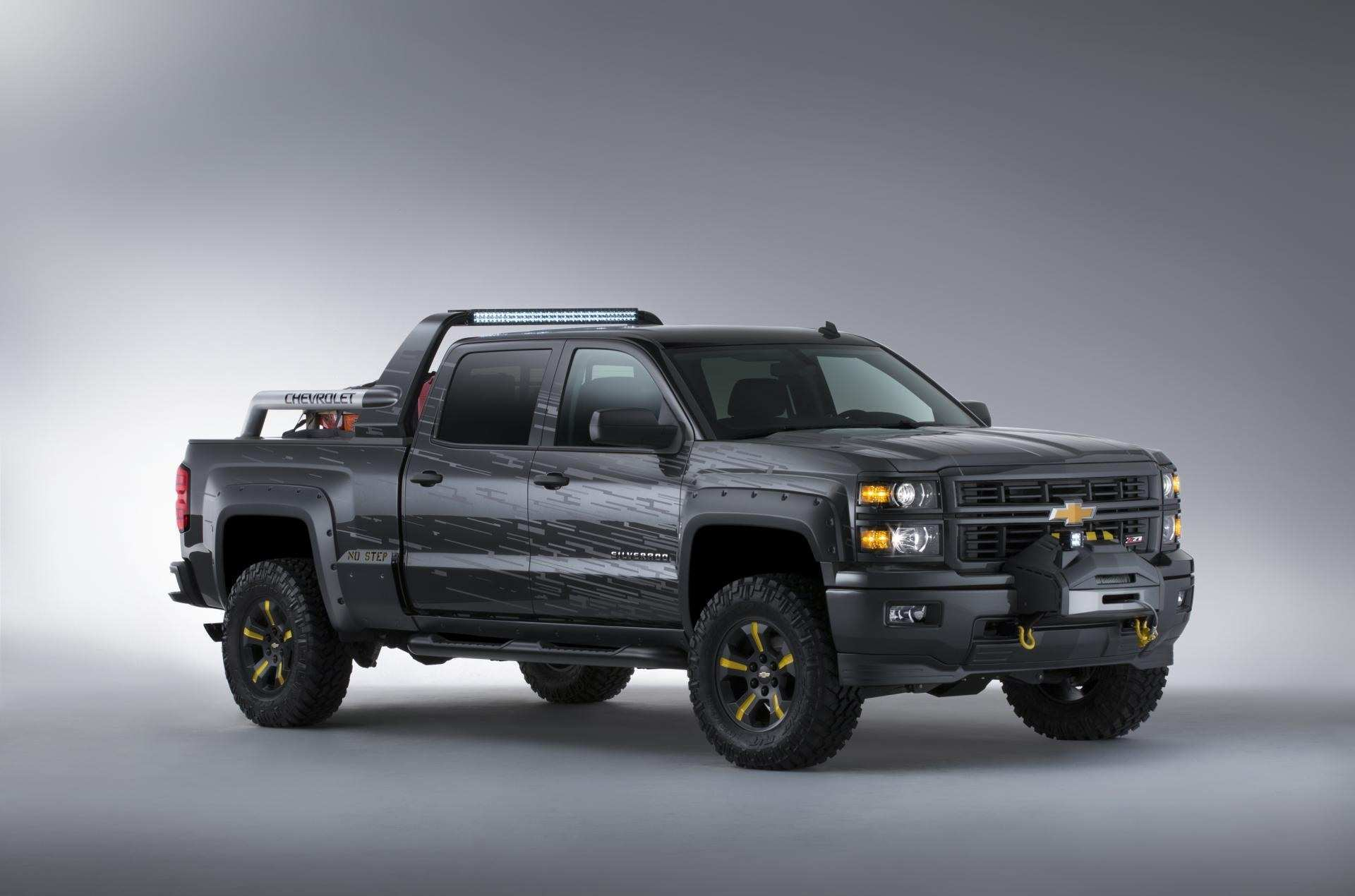 85 The Best 2020 Chevy Cheyenne Ss Redesign