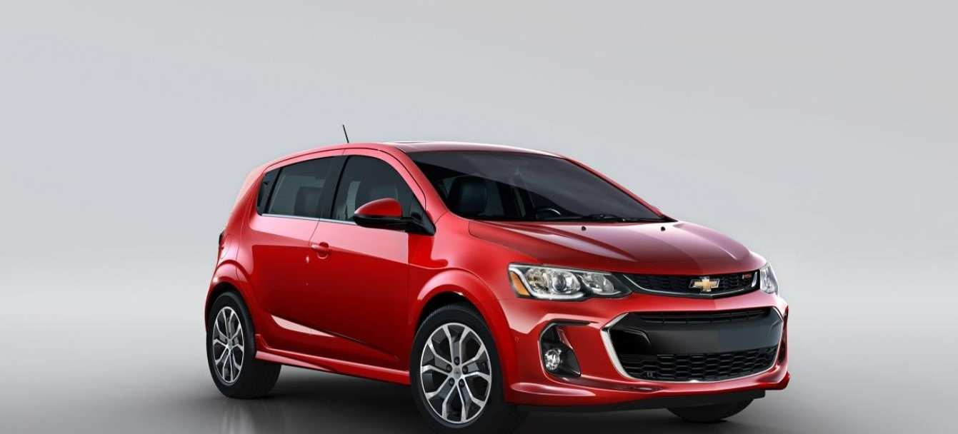 85 The Best 2020 Chevy Sonic Specs And Review