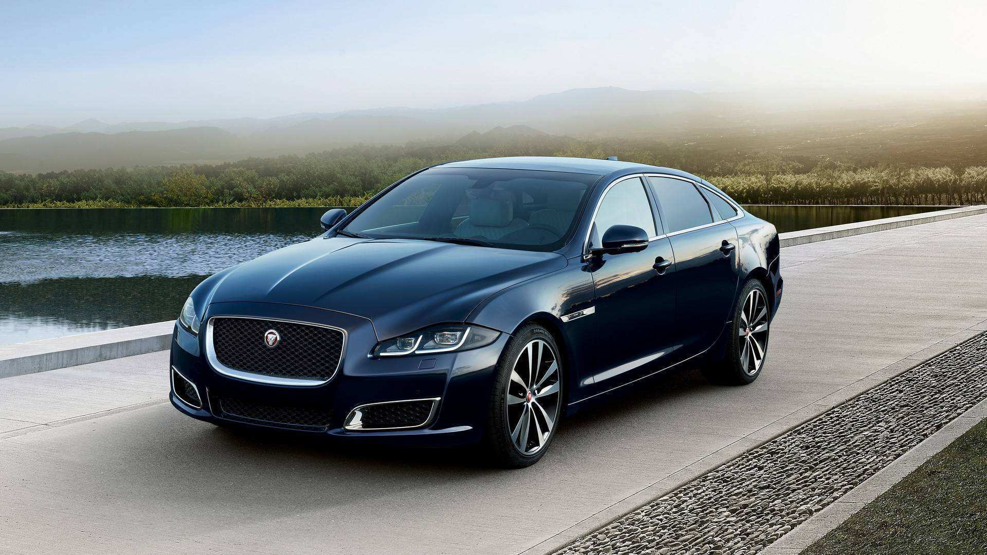 85 The Best 2020 Jaguar XJ Exterior