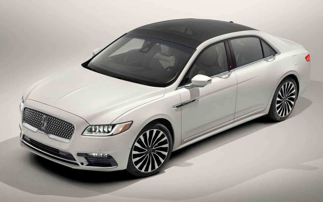 85 The Best 2020 Lincoln Town Car Price