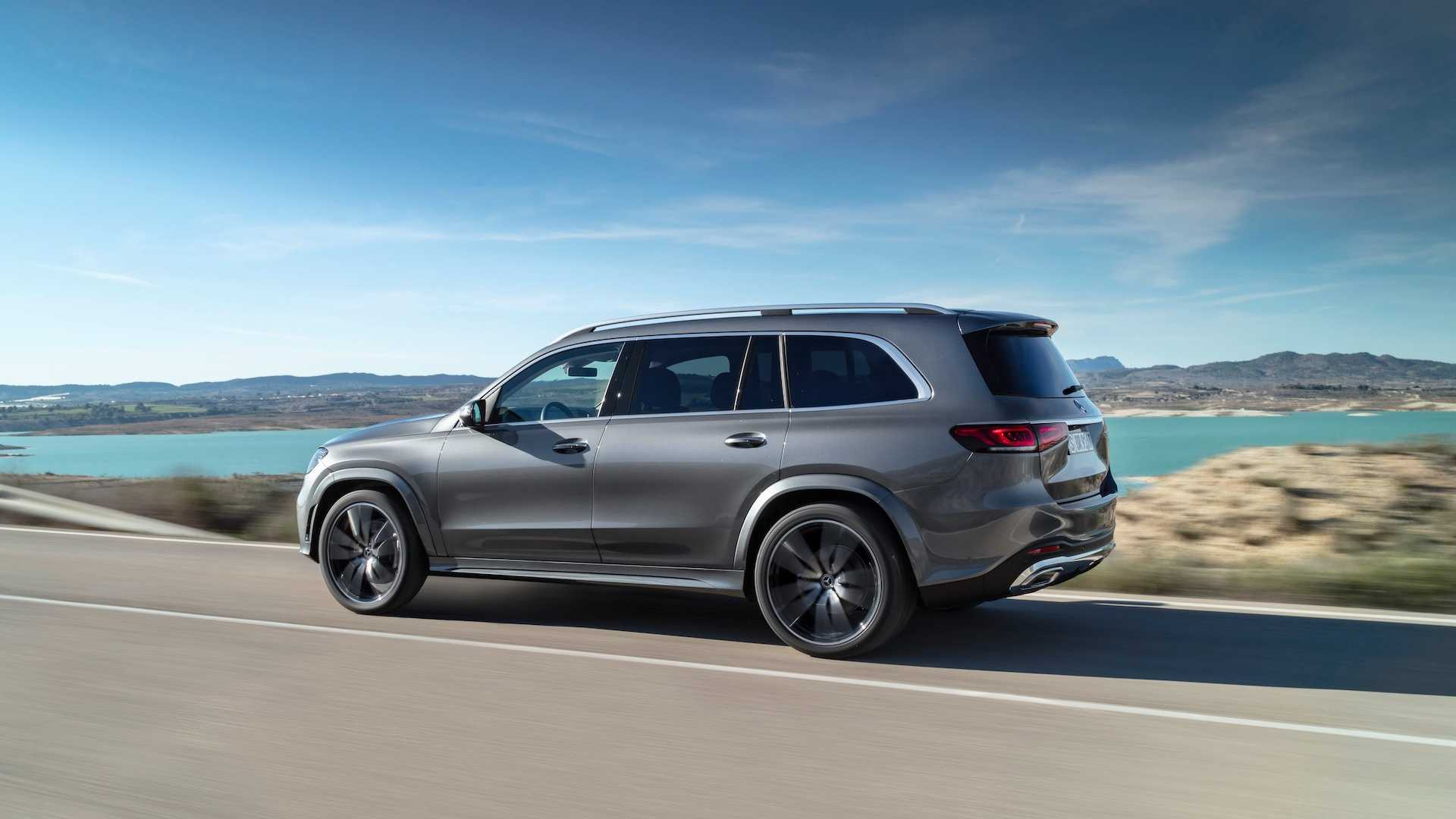 85 The Best 2020 Mercedes GLS Rumors