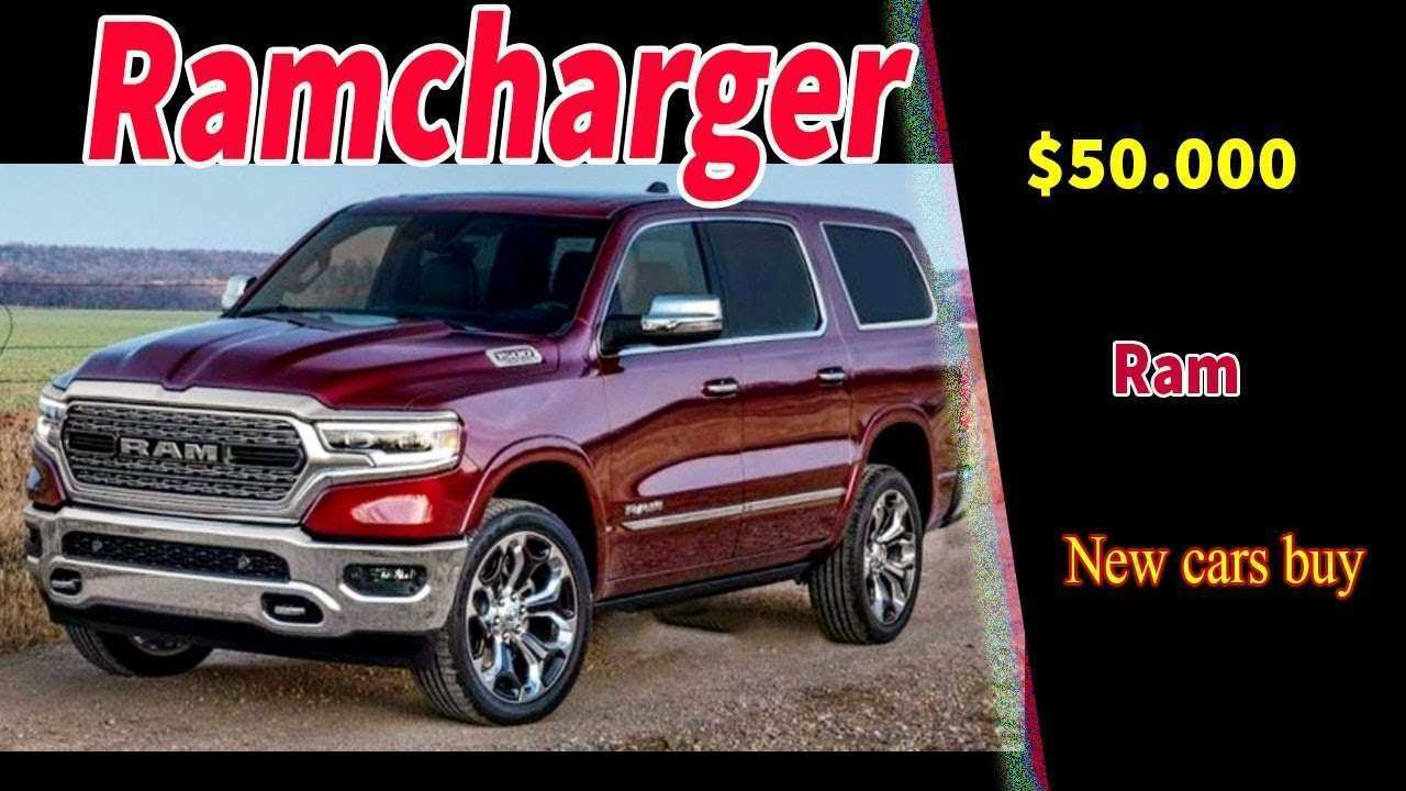 85 The Best 2020 Ramcharger Release Date