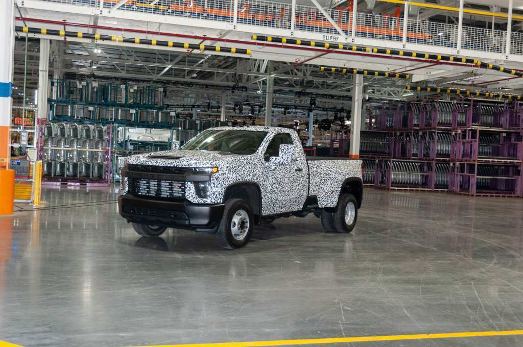 85 The Best 2020 Silverado Hd Model