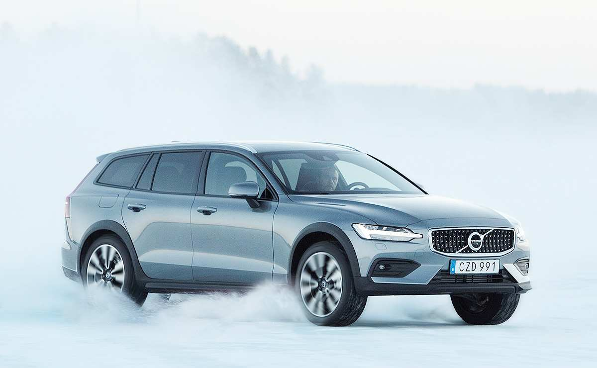 85 The Best 2020 Volvo V60 Cross Country Engine