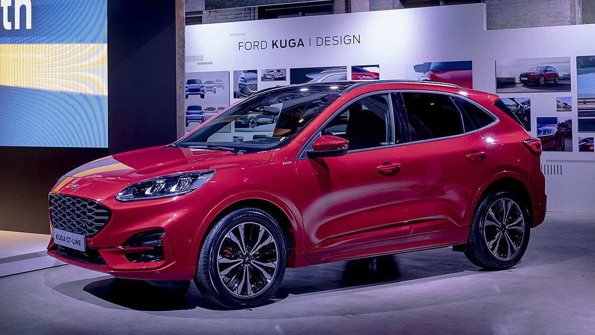 85 The Best Ford New Kuga 2020 New Model And Performance