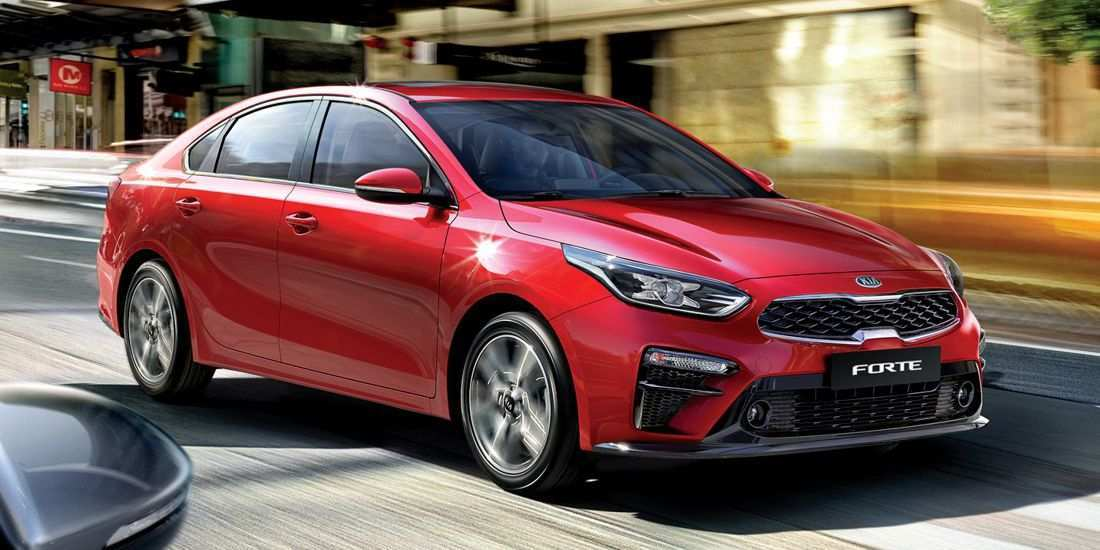 85 The Best Kia Mexico Forte 2019 New Model And Performance