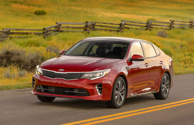 85 The Best Kia Optima 2020 Release Date Interior