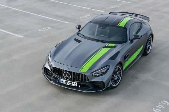 85 The Best Mercedes 2019 Amg Gt Concept And Review
