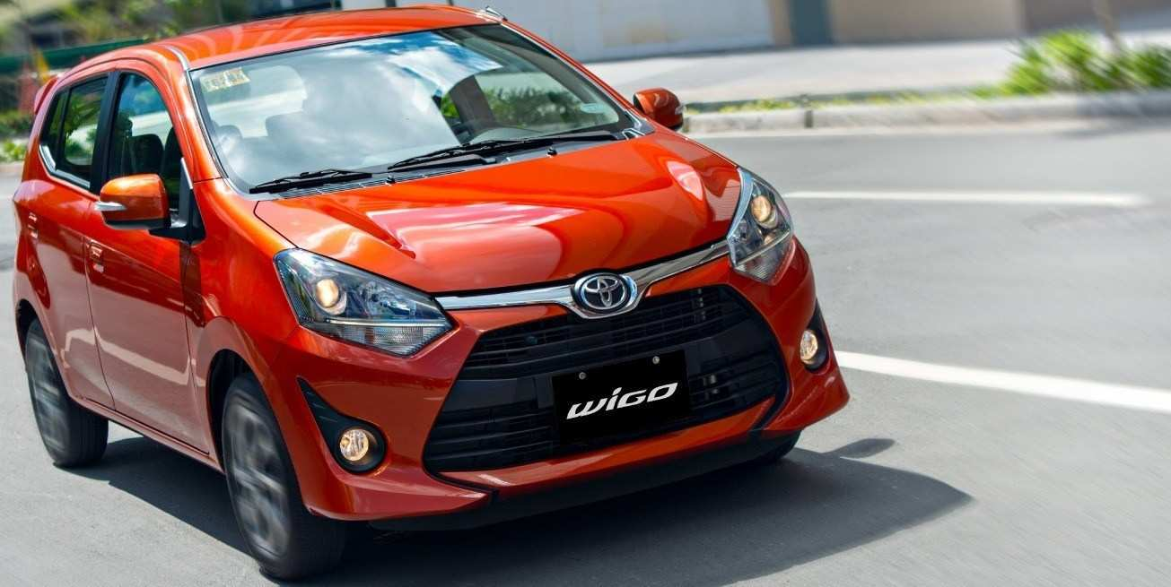 85 The Best Toyota Wigo 2019 Philippines Release