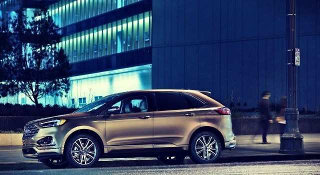 85 The Ford Edge 2020 Redesign