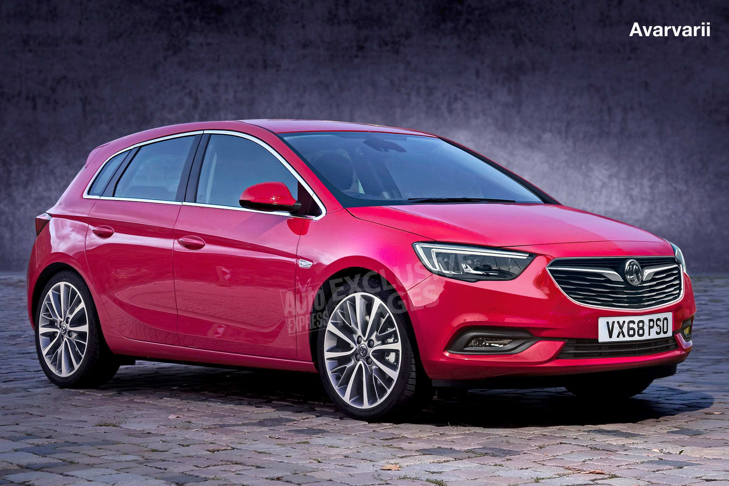 85 The Future Opel Corsa 2020 History